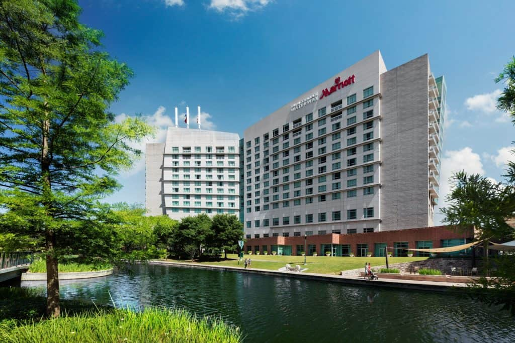 Marriott Hotel and Conference Center in The Woodlands TX