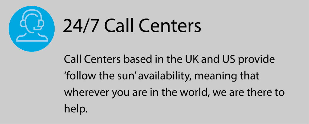 24/7 Call Centers